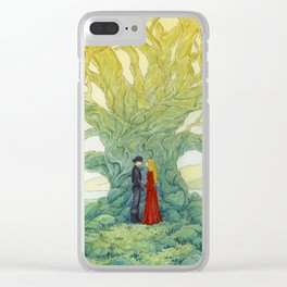 As You Wish Clear iPhone Case