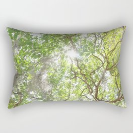 Charleston Moss Rectangular Pillow