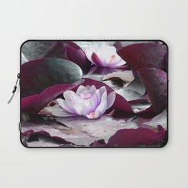 Waterlily Escape Laptop Sleeve