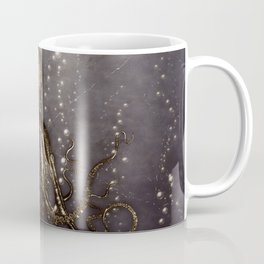 Octopus' lair - Old Photo Coffee Mug