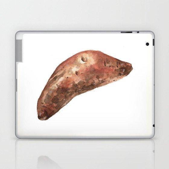 Sweet Potato Laptop & iPad Skin