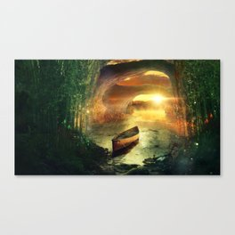 Precious Treasure Canvas Print