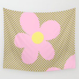 Flower Land Wall Tapestry