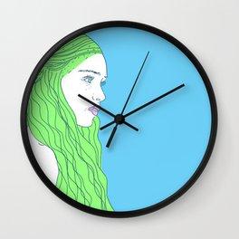 Not Dany Wall Clock