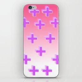 Healing Pattern iPhone Skin