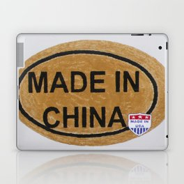 Made In China Laptop & iPad Skin