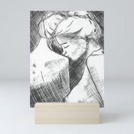 Inked Love I Mini Art Print