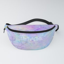 Light Language and Future Codes Fanny Pack