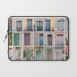 Travel Door Collection Laptop Sleeve