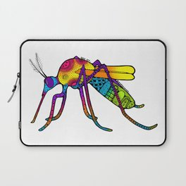 Buzz Off Mosquito Laptop Sleeve