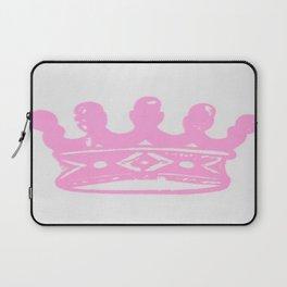 Crown Screen print - Wild Veda Laptop Sleeve
