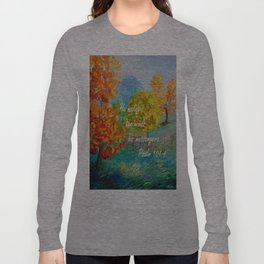 He Makes the Winds His Messengers Long Sleeve T-shirt