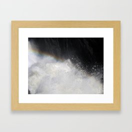 Nile River at Murchison Falls Framed Art Print