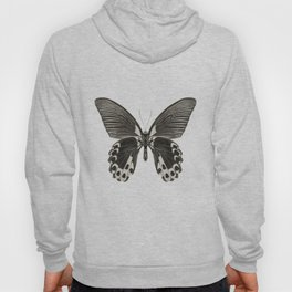 Mono Scarlet Mormon Butterfly Hoody