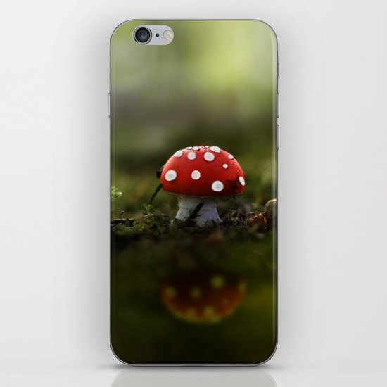 the real world iPhone & iPod Skin