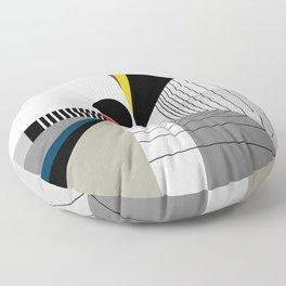 BLACK POINT Floor Pillow