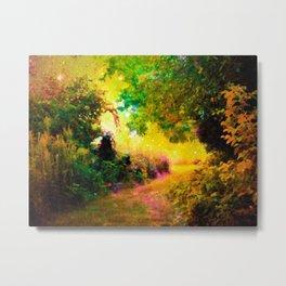 Heavenly Path Metal Print