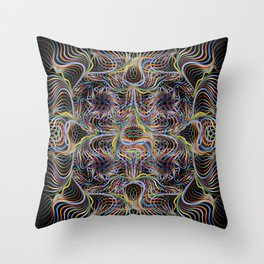 Abracadabra Throw Pillow