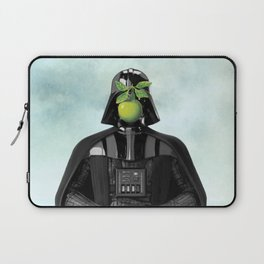 """Darth Vader in """"The Son of a Man"""" by Magritte Laptop Sleeve"""