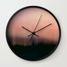 The Moment Love Began Wall Clock