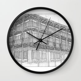 Royal St. x Phillips St. Wall Clock