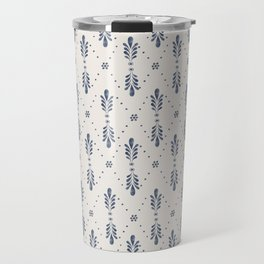 Indigo Meadow Travel Mug