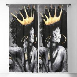 Naturally Queen VI Blackout Curtain