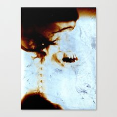 Personal Space 8 Canvas Print