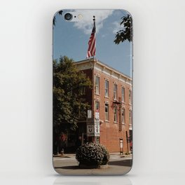 Cooperstown iPhone Skin