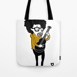 001_bass Tote Bag