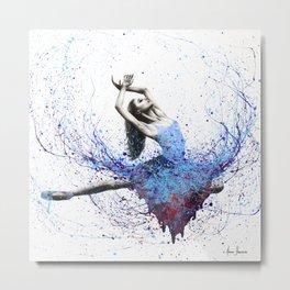 Pianissimo Dance Metal Print