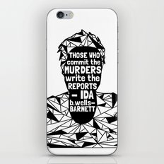 Sandra Bland - Black Lives Matter - Series - Black Voices iPhone & iPod Skin