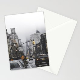 New York City Street Stationery Cards