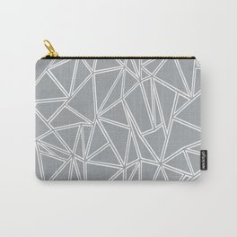 Ab Blocks Grey #2 Carry-All Pouch