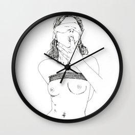 Bondage Wall Clock