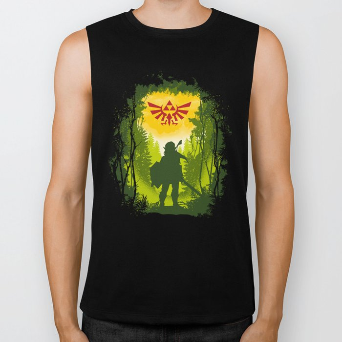 Let the Journey Begin Biker Tank