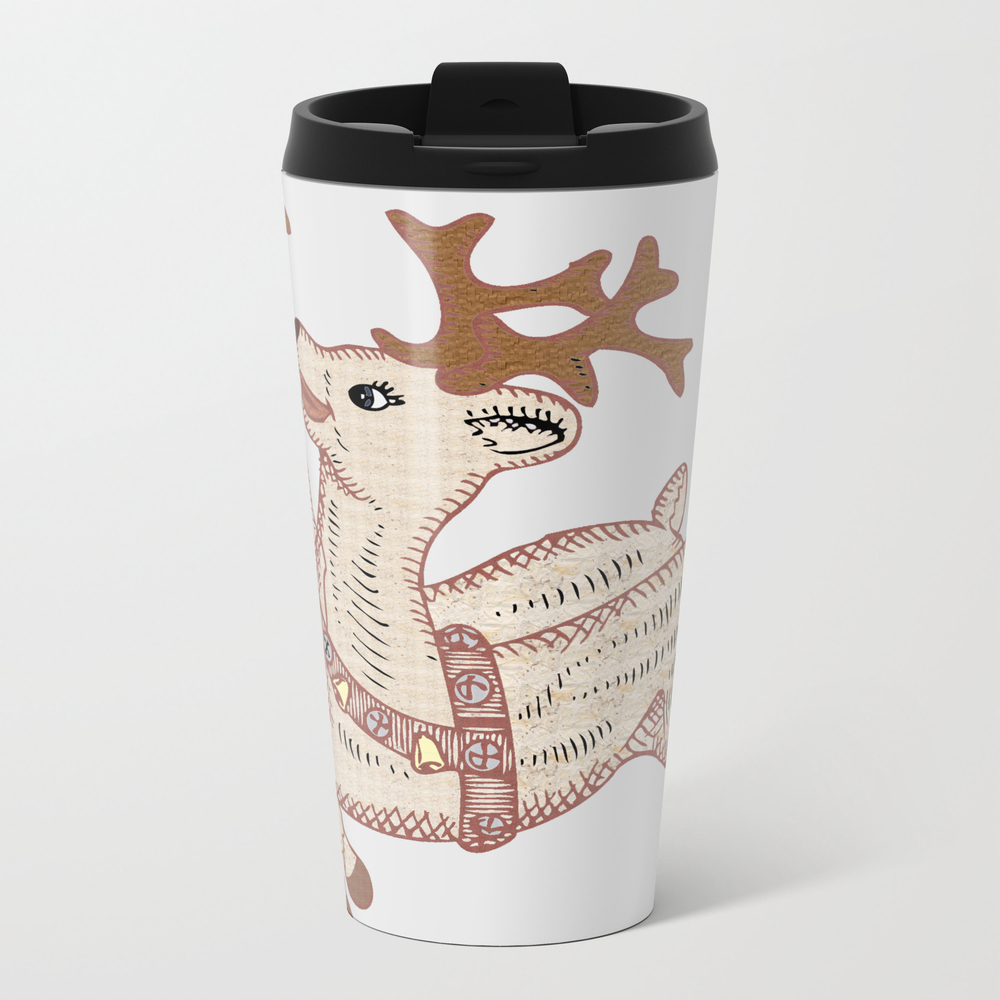 Two Reindeer Travel Cup TRM7843169