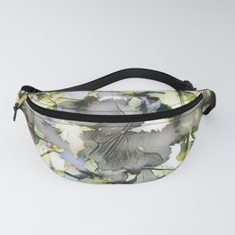 Vines and Shadows. Fanny Pack