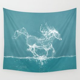 The Water Horse Wall Tapestry