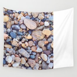 Beach Rocks Wall Tapestry