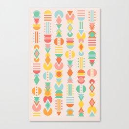 TUTTI FRUITTI Canvas Print