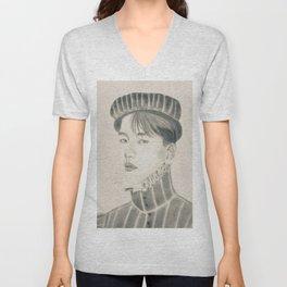 Royal   Baekhyun Unisex V-Neck