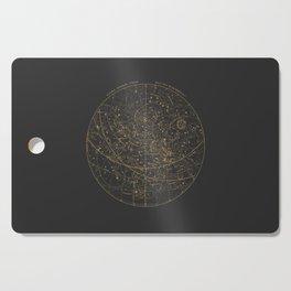 Visible Heavens - Dark Cutting Board