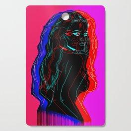 The Neon Demon Cutting Board