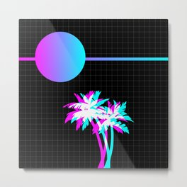 Like the 80s ? Metal Print