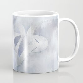 For death and mourning the color's WHITE. Shadowhunter Children's Rhyme. Coffee Mug