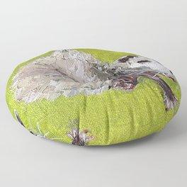 awesome possum Floor Pillow
