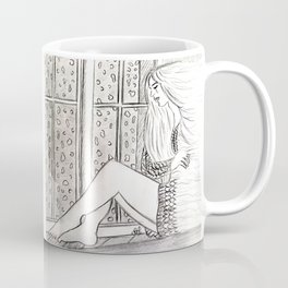 Just want to disappear Coffee Mug