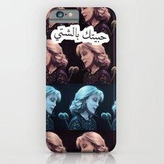 Fairouz The Arabic Singer Slim Case iPhone 6s