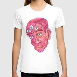 The head T-shirt